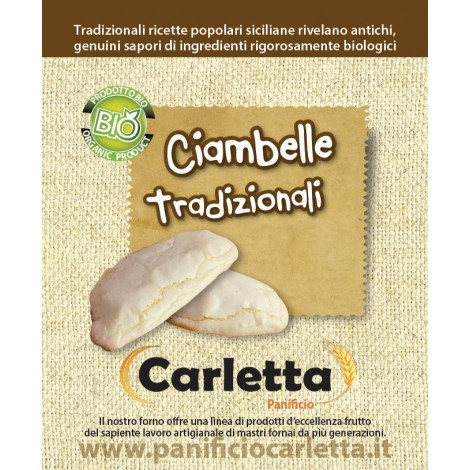 Traditional Ciambelle