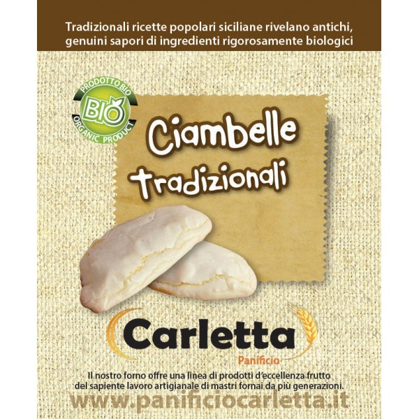 Traditional Ciambell...