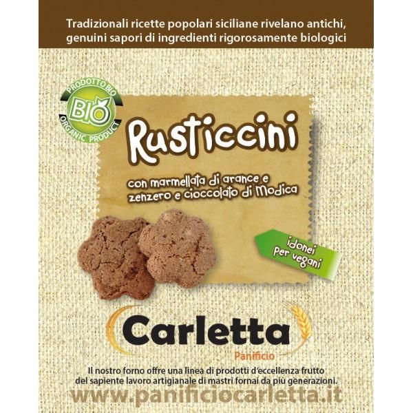 Rusticcini with oran...
